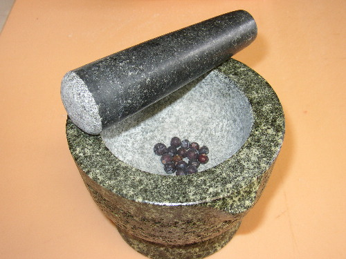 Hobbyko erster Versuch Schinkenspeck Filet vakuum p�keln 2707291101