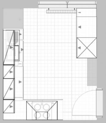 Küchenumplanung kniffliger 2289505281