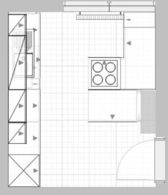 Küchenumplanung kniffliger 552707472
