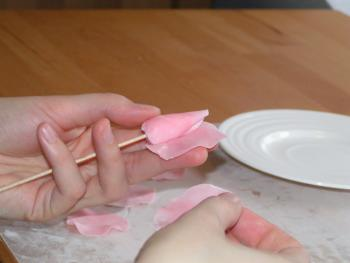 Anleitung Herstellung Marshmallowfondant Rosen 3151975430