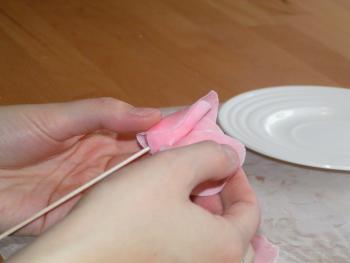 Anleitung Herstellung Marshmallowfondant Rosen 221998441