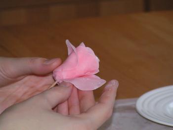 Anleitung Herstellung Marshmallowfondant Rosen 2189138121