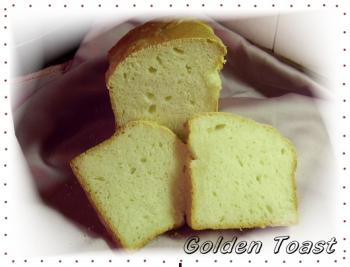 Golden Toast einzigartiger Geschmack 3853346466